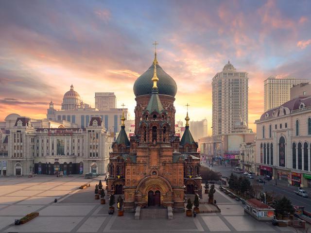 <当地参团-哈尔滨-非你漠属八日游>冰城哈尔滨、中国雪都亚布力、黄金老院子、醉美雪乡,漠河,北极村八日游