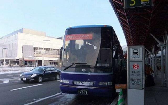 <北海道滑雪巴士 北海道新千岁机场-留寿都·二世古之间单程车票>新千岁机场直达滑雪场