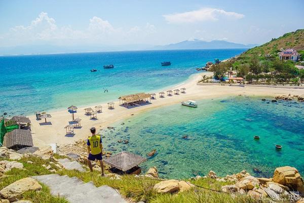 越南芽庄人口_汉潭岛和四岛游有区别吗 哪个更安逸些 两个岛去玩更好吗 四岛