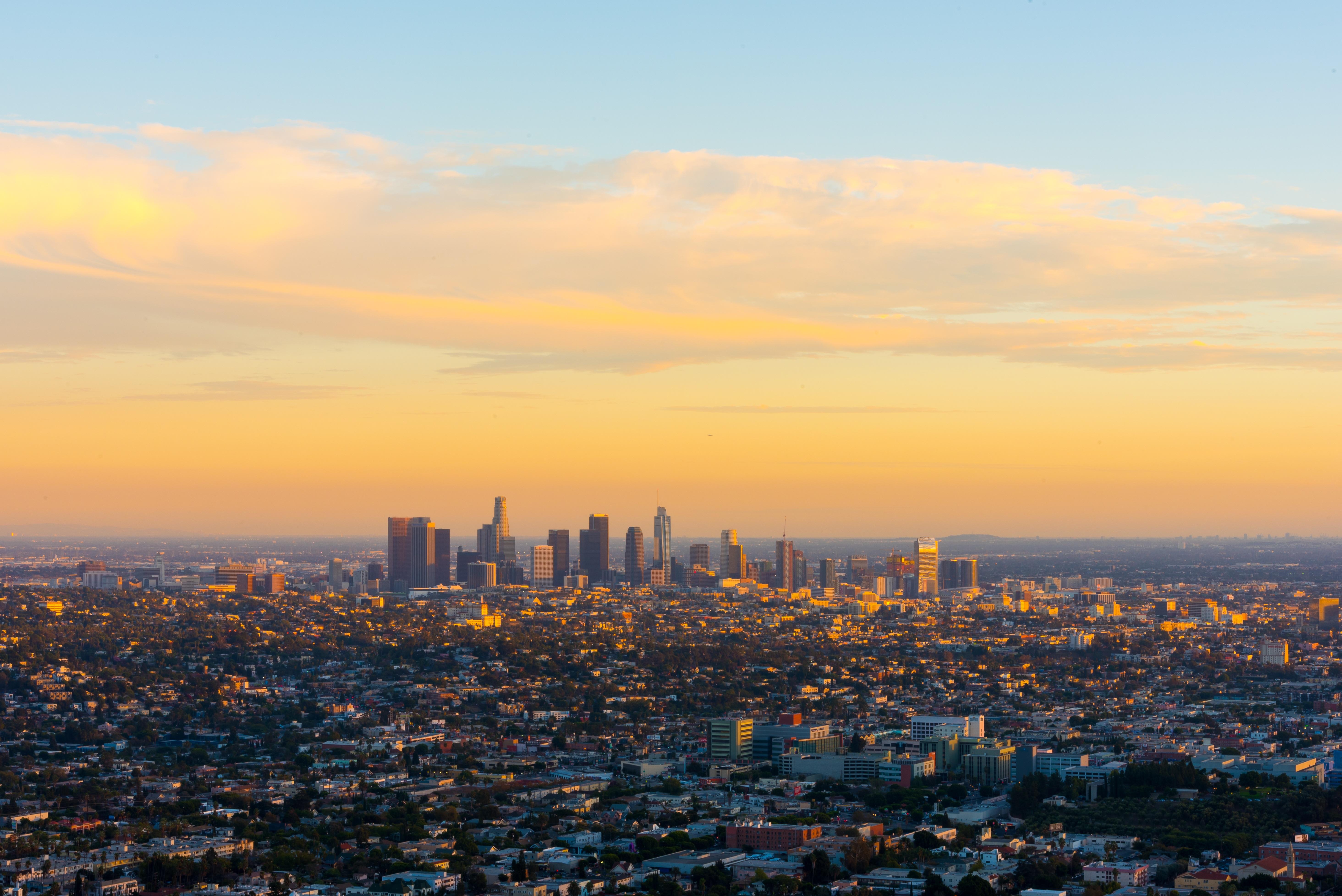 加利福尼亚州—洛杉矶 Chapter 2 海陆恣意