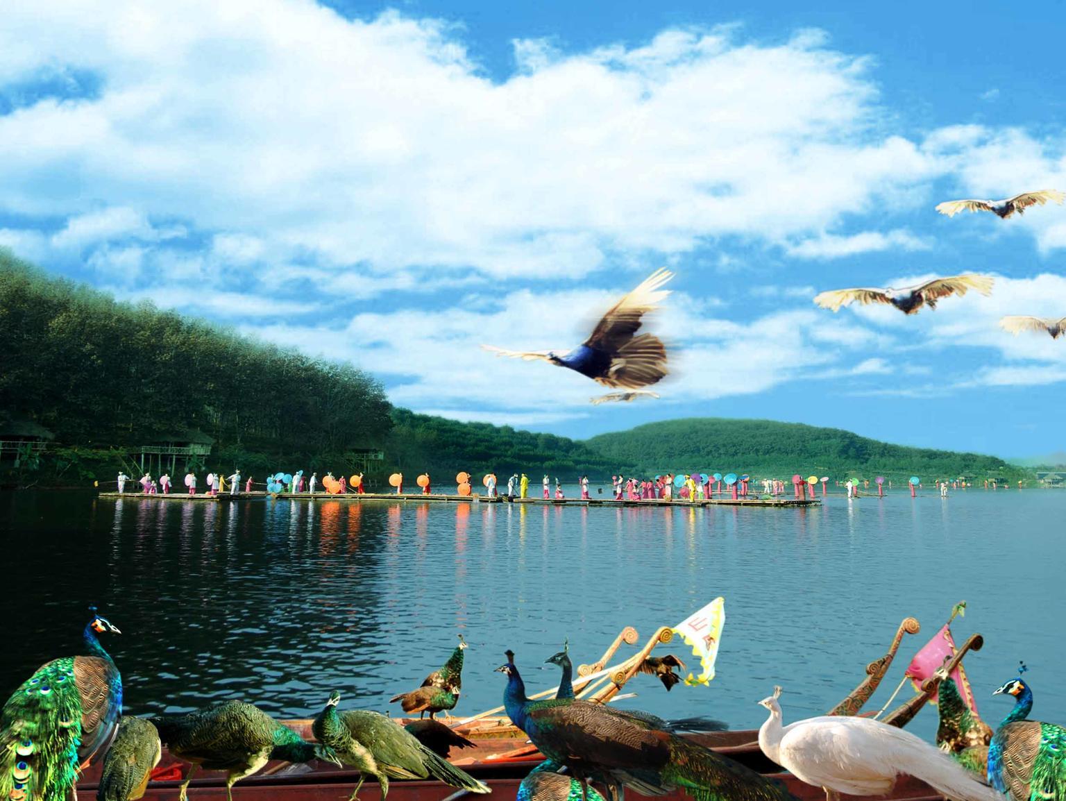 云南省西双版纳市十大旅游景点排行榜 西双... _360常识网手机页