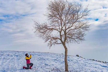 [春节]<木兰围场+多伦诺尔+乌兰布统+塞罕坝3日游>浪漫冬雪蒙古特色酒吧、体验草原冬捕、蒙古特色装锅、全鱼宴冰雪王国摄影之旅