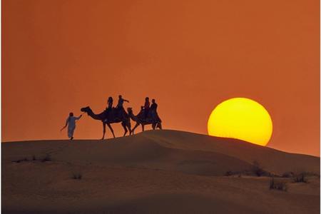 <摩洛哥7天6晚私家团-超完美假期全景游>8人团/中文导游/四星级酒店/网红帐篷