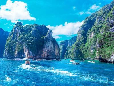 泰国-普吉岛机票+地接4晚6日游
