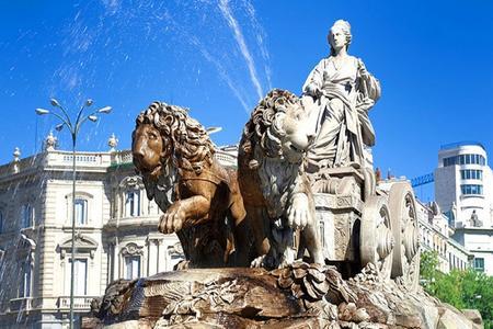 <西班牙葡萄牙7日循环游>马德里集散、西班牙皇宫、黄金塔、杜丽多古城、圣家大教堂、太阳海岸(当地成团)