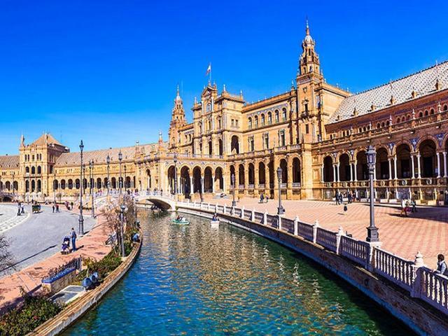 <西班牙葡萄牙7日循環游>馬德里集散、西班牙皇宮、黃金塔、杜麗多古城、圣家大教堂、太陽海岸(當地成團)