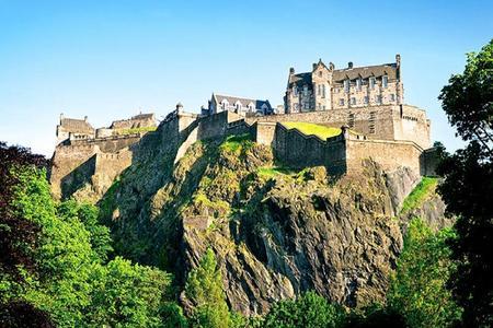 <荷法英9晚10日循环游>英国、法国、阿姆斯特丹进、巴黎出、卢浮宫、凯旋门、埃菲尔铁塔、剑桥大学城、白金汉宫、爱丁堡城堡(当地游)