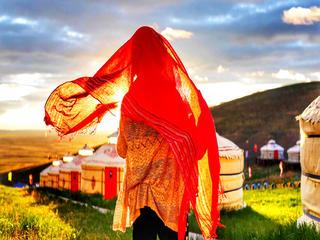 <呼伦贝尔-阿尔山-满洲里-恩和-敖鲁古雅9日游>蒙古民俗体验/草原露天烧烤/小众景点/小团队驯鹿/阿尔山国家森林公园/畅玩/2人起订/当地参团