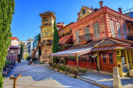 <高加索三国-格鲁吉亚+阿塞拜疆+亚美尼亚12日9晚游>一价全包正餐全含,一晚升级五星,格鲁吉亚酒庄品酒,三次特色餐,20人限定