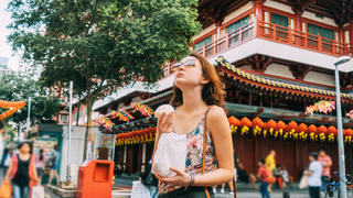 新加坡4晚5日套餐预售