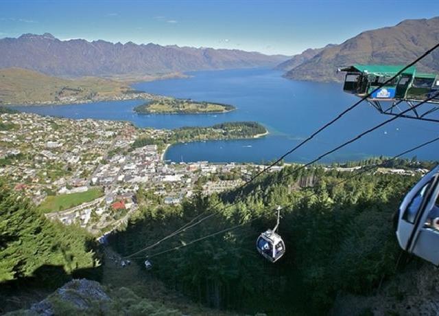 <新西兰皇后镇Skyline天空缆车票(滑板车Luge次数可选+必打卡景点)>