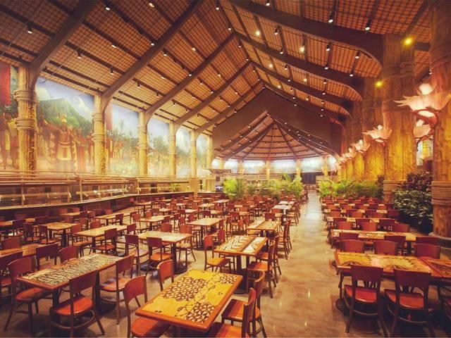 <夏威夷波利尼西亚文化中心半日游>体验7种不同夏威夷文化、歌舞晚餐秀/波尼利西亚文化村门票