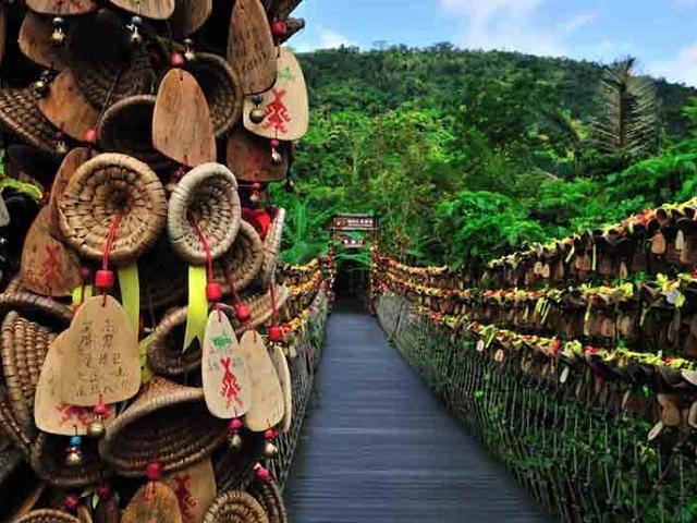 <呀诺达金钥匙纯玩一日>酒店免费接送 金钥匙纯玩团 热带雨林呀诺达一日游 可选药膳自助