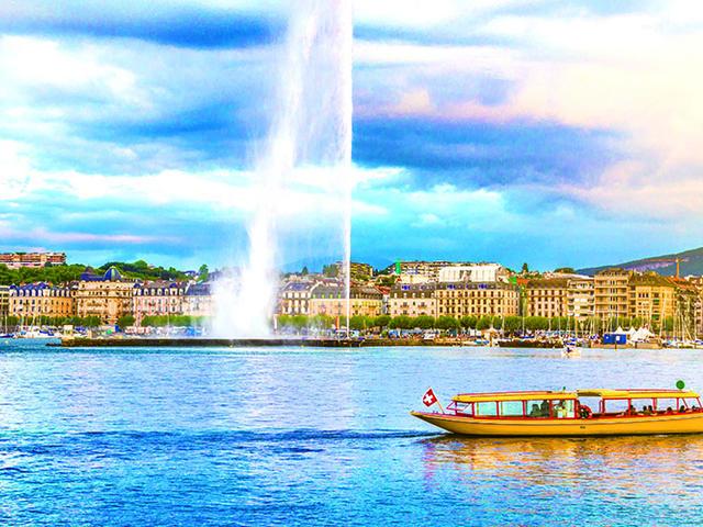 <英國+法國+瑞士+德國+荷蘭+比利時布9天8晚歐來歐去純玩團>萊茵河瀑布-蒂蒂湖-科隆大教堂-貝多芬故居-波恩大學-風車村-原子球塔(當地參團)