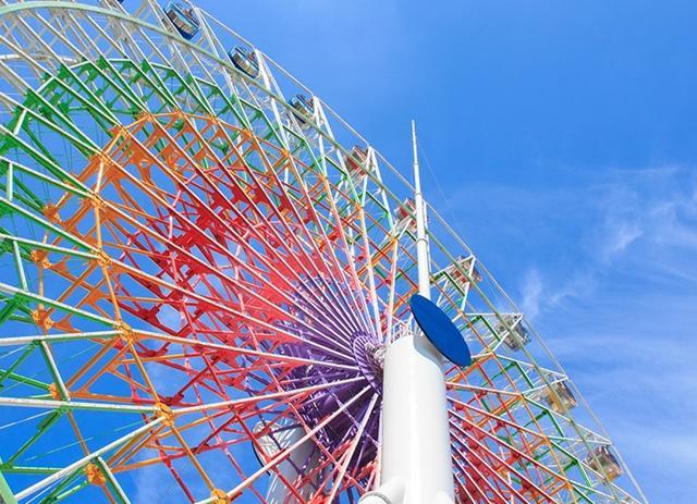 <日本东京 富士急乐园一日游>含往返乘坐直达巴士+富士急乐园一日通票+网红咖啡店+富士山温泉自理