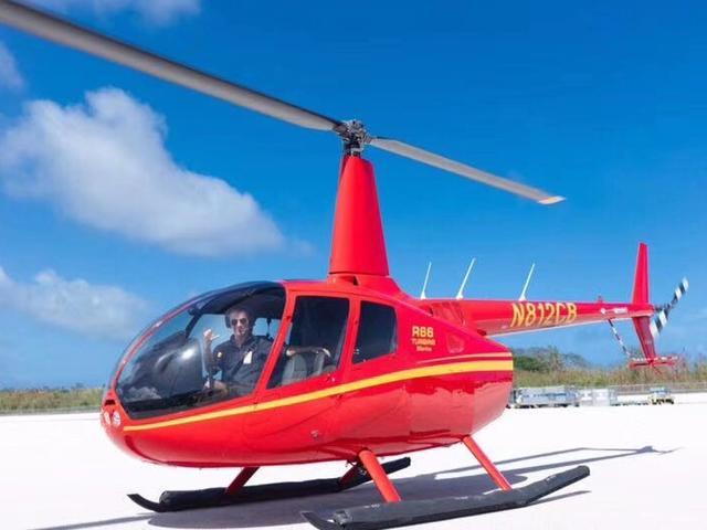 < 塞班岛直升机观光体验一日游>军舰岛禁断岛天宁岛观光之旅,多路线可选,