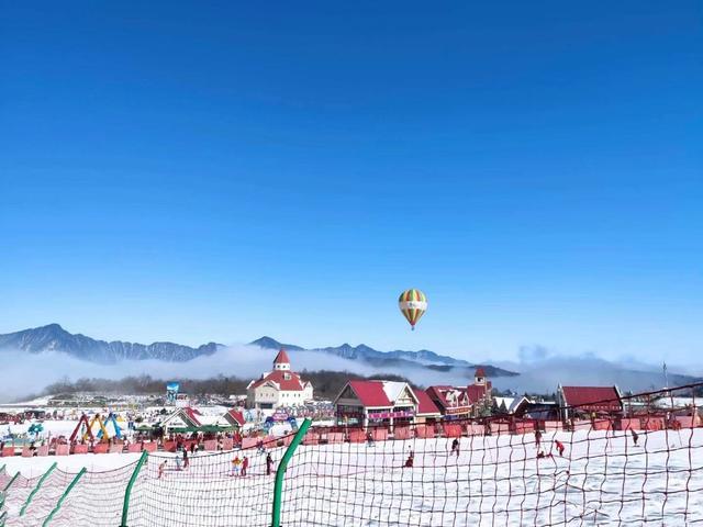 <西岭雪山半自由行一日游>真纯玩 半自由行 时间自由 滑雪 赏景 拍照 带娃 很好的选择