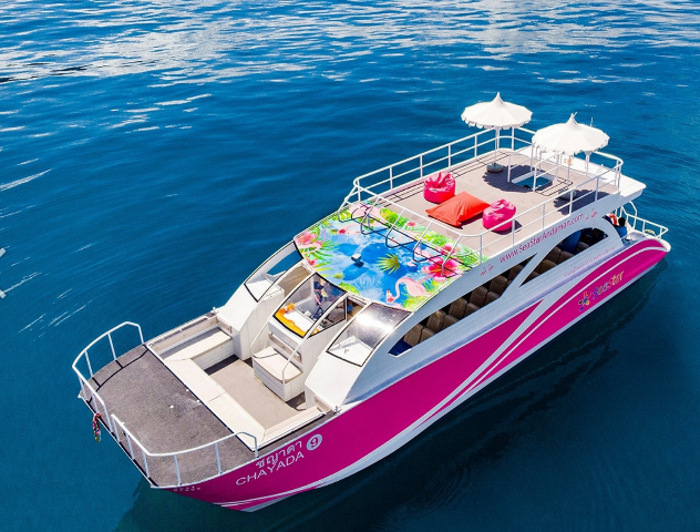 <【斯米兰一日游Similan】>精选多家品质船公司,含上岛费含餐食,中文导游更贴心