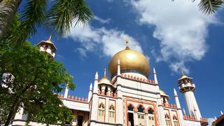文化之旅-新加坡4晚5日当地游套餐