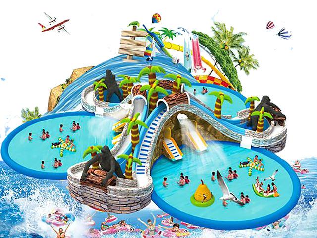 <三亞亞特蘭蒂斯水世界+水族館門票+C秀 1日游 >可選水世界門票、水族館門票、C秀門票,含接送或自駕前往二選一