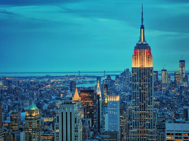 <美国纽约丨城市深度纯玩一日游>多套餐可选/随心畅玩/专业中文导游服务/天天出发/可定今日