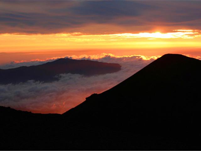 [春节]<夏威夷日出观星体验游>夏威夷大岛莫纳凯亚雪山日出、观星朝阳之旅