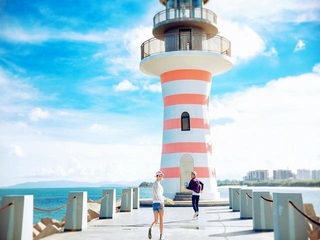 [五一]<三亚分界洲岛+分界洲岛海洋文化馆纯玩一日游>含定点接送+景区门船票+多套餐选择+海洋馆珊瑚海豚表演